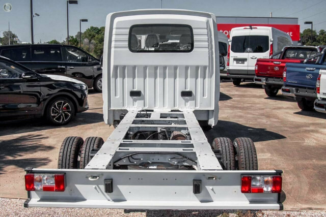 2021 LDV Deliver 9 Cab Chassis
