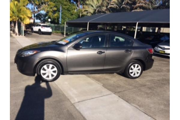 2009 Mazda 3 BL10F1 Neo Sedan Image 4