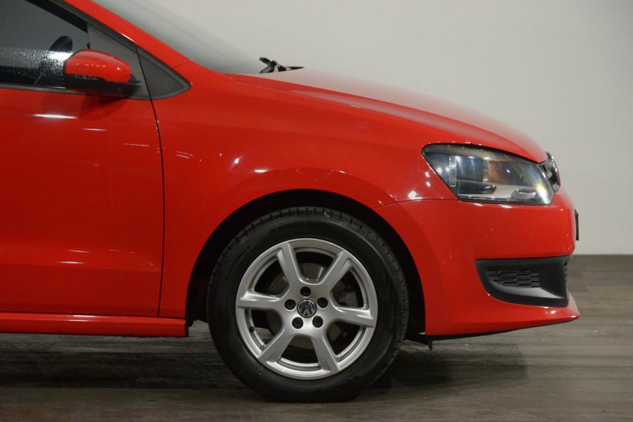2011 Volkswagen Polo 77 Tsi Comfortline