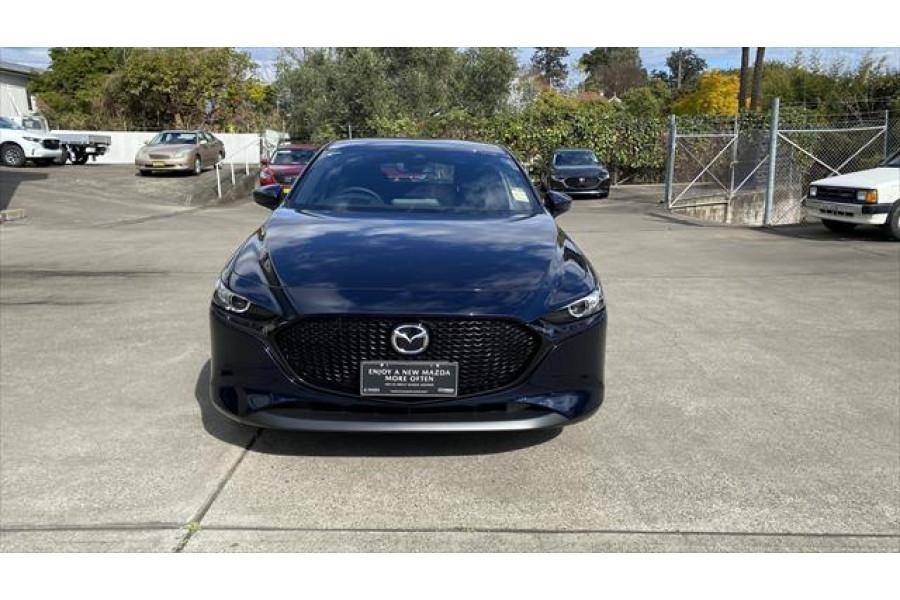 2021 Mazda 3 BP G20 Evolve Hatchback