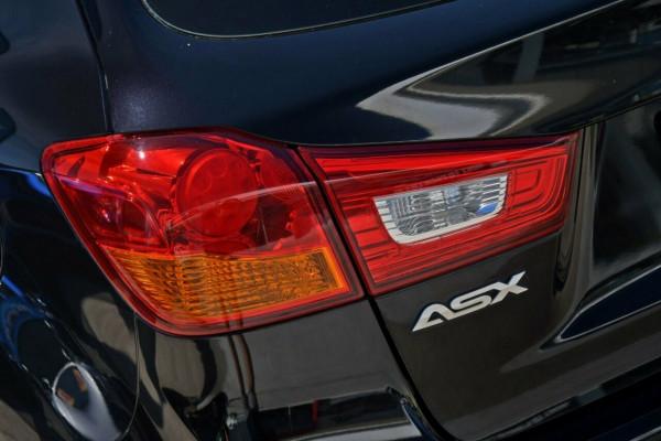2013 Mitsubishi ASX XB 2WD Suv
