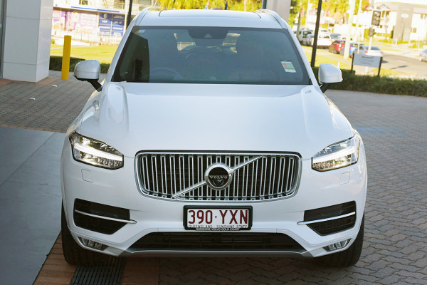 2019 Volvo XC90 L Series T6 Inscription Suv Image 2