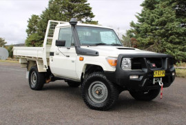 Toyota LandCruiser 70 Workmate VDJ79R