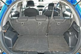 2005 Toyota Yaris NCP91R YRX Hatchback