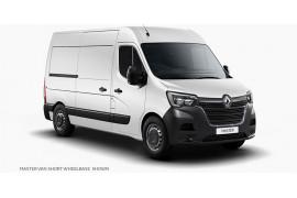 Renault Master Van Short Wheelbase X62 Phase 2