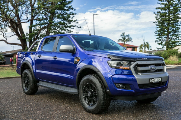 2016 Ford Ranger PX MkII XLS Ute Image 2