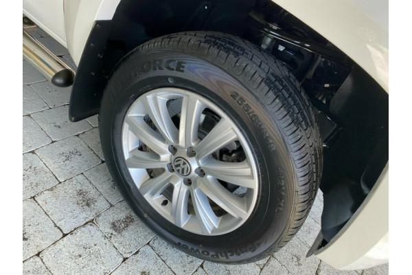 2016 Volkswagen Amarok TDI420 - Highline Dual cab utility Image 5