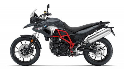 New BMW Motorrad F 700 GS
