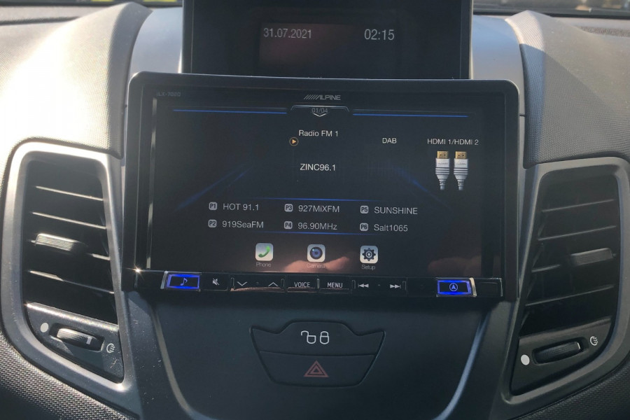 2014 Ford Fiesta WZ Sport Hatchback Image 19