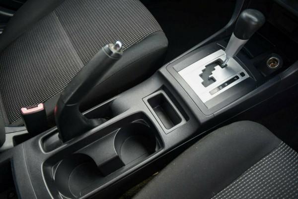 2008 Mitsubishi Lancer CJ MY08 ES Sedan