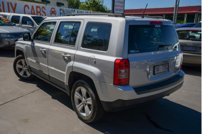 2013 Jeep Patriot MK MY13 Sport Wagon Image 3