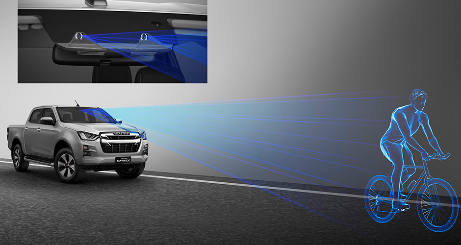 Intelligent Driver Assist System (IDAS) Image