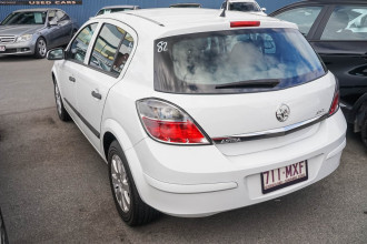 2008 Holden Astra AH MY08.5 60th Anniversary Hatchback