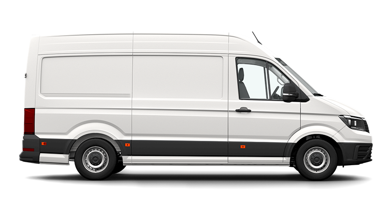 Crafter Van LWB TDI410 6 Speed Auto