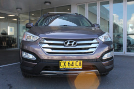 2013 Hyundai Santa Fe DM MY14 Highlander Suv Image 2