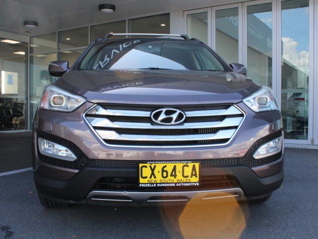 2013 Hyundai Santa Fe DM MY14 Highlander Suv