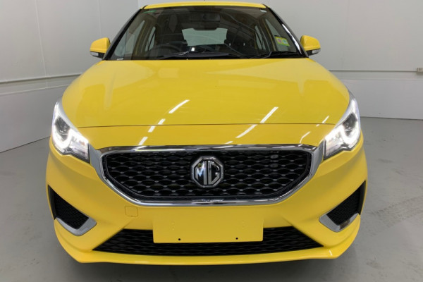 2019 MY18 MG MG3 SZP1 Excite Hatchback Image 2