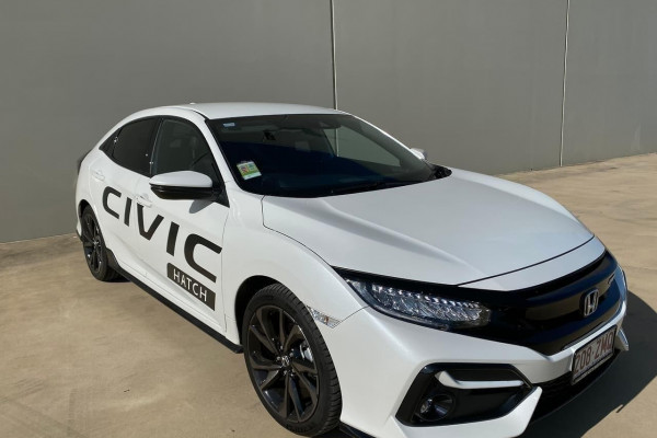 2020 MY19 Honda Civic Hatch 10th Gen RS Hatchback Image 3