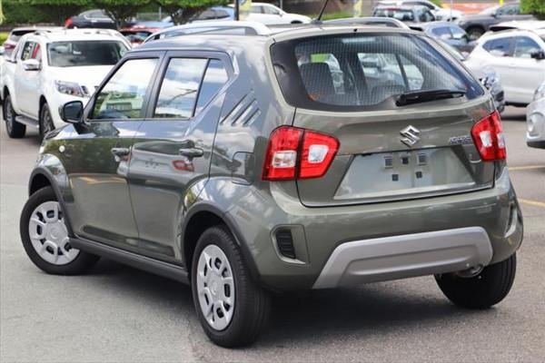 2021 MY20 Suzuki Ignis MF Series II GL Hatchback