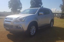 2018 MY17 Isuzu UTE MU-X Turbo LS-T Wagon