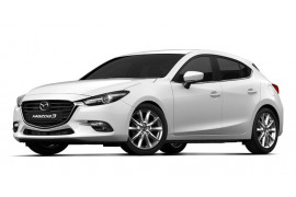 Mazda 3 SP25 GT Hatch BN Series