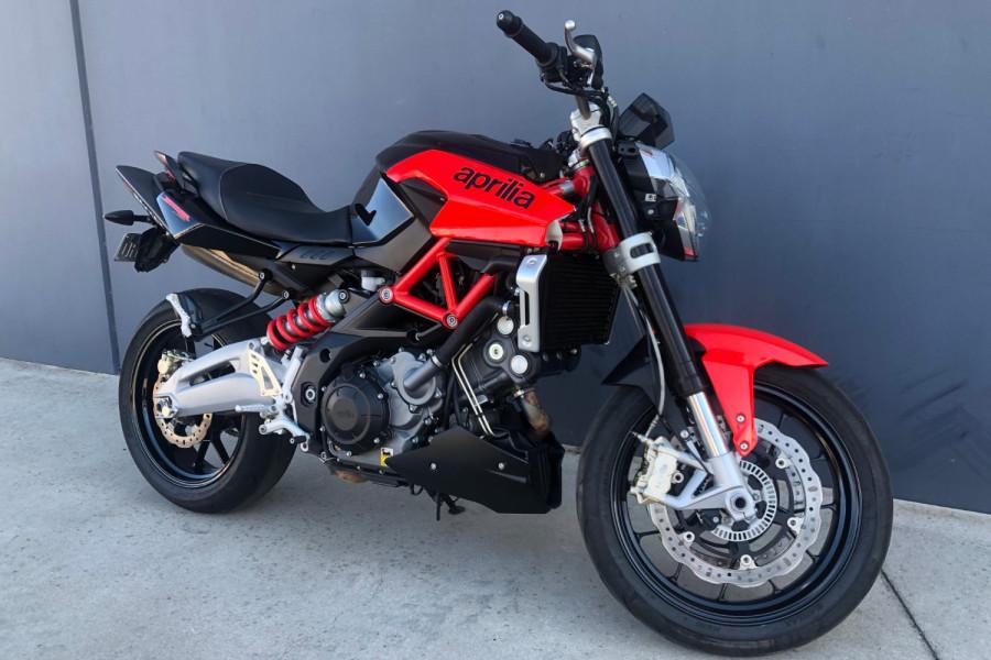 2013 Aprilia Shiver 750 Motorcycle