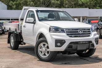 2020 Great Wall Steed K2 Single Cab 4x4 Cab chassis