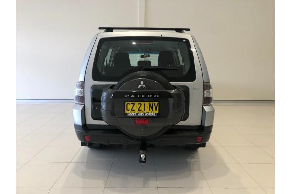 2008 Mitsubishi Ns Pajero NT Turbo GLS Lwb wagon Image 5