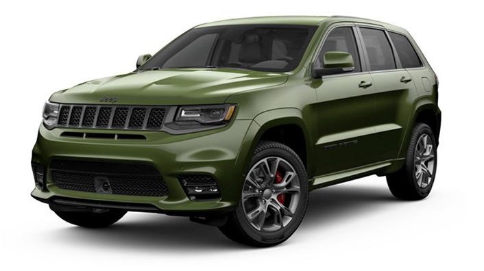 2020 MY0  Jeep Grand Cherokee WK SRT Suv
