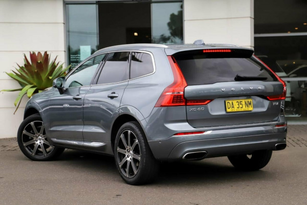 2018 MY19 Volvo XC60 UZ MY19 T5 AWD Inscription Suv