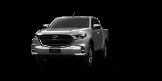 2020 MY21 Mazda BT-50 TF XT 4x4 Pickup Utility crew cab image 3