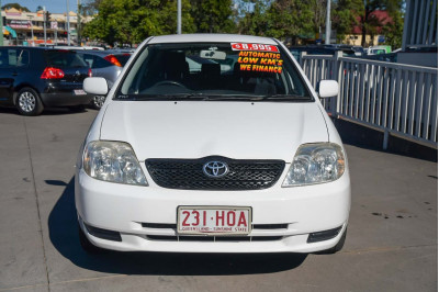 2004 Toyota Corolla ZZE122R Ascent Hatchback Image 3