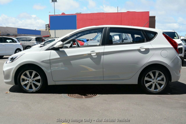 2019 MYch Hyundai Accent RB6 Sport Hatch Hatchback