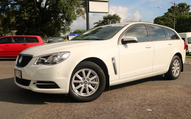 Holden Commodore EVOKE VF MY15