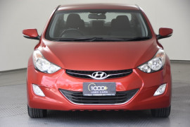 2012 Hyundai Elantra MD Elite Sedan Image 2