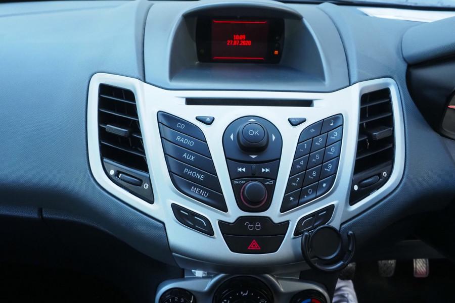 2012 Ford Fiesta WT CL Hatchback Image 10