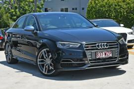 Audi S3 S Tronic Quattro 8V MY14