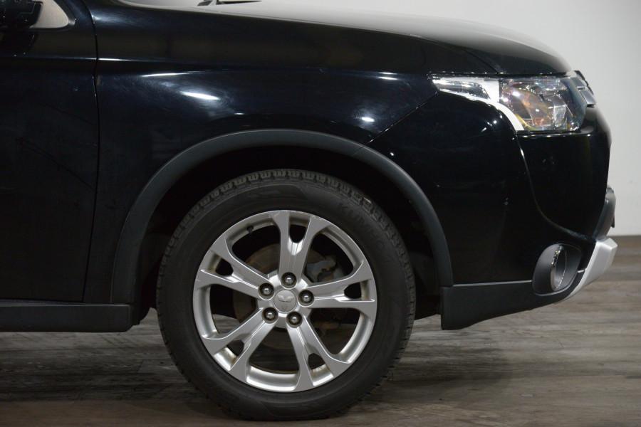 2014 Mitsubishi Outlander Ls (4x4)