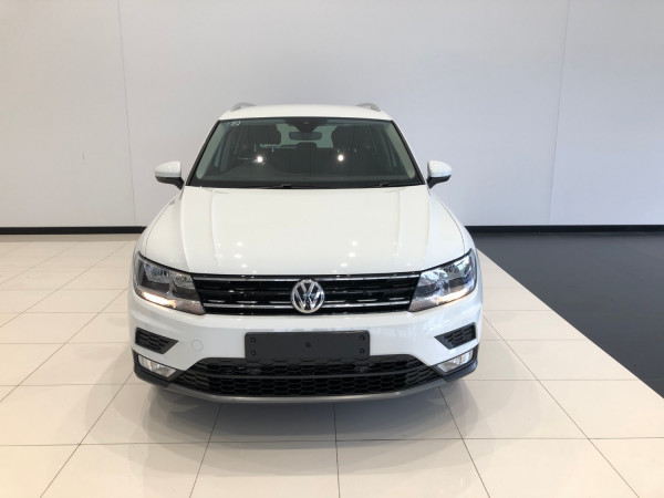 2017 Volkswagen Tiguan 5N Turbo 110TSI Comfortline Suv