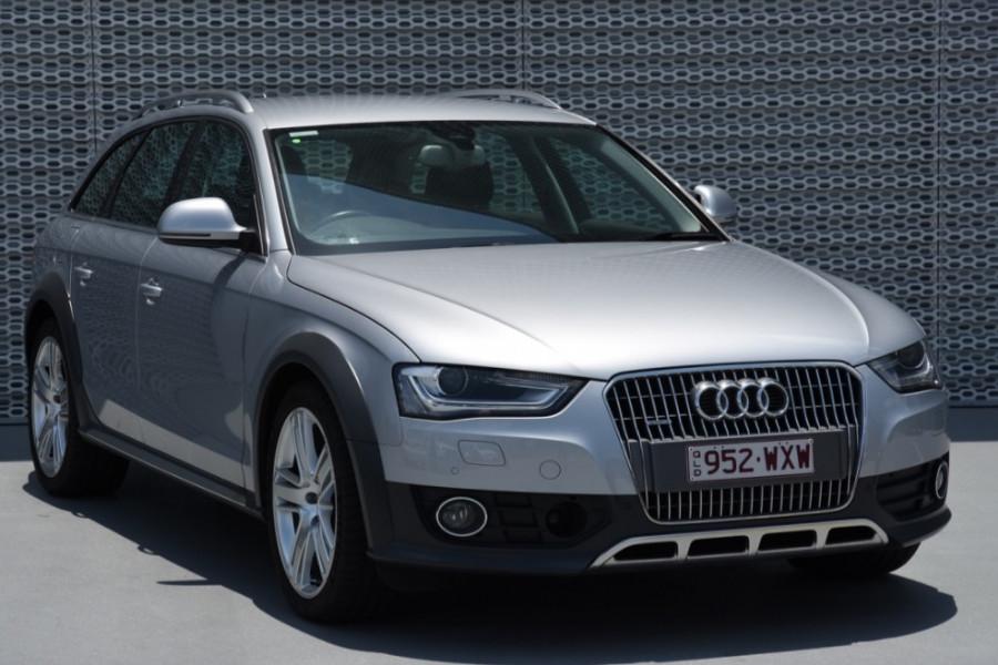 2015 Audi A4 B8 8K MY15 allroad Wagon