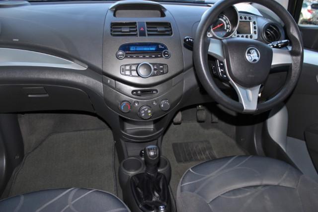 2011 Holden Barina Spark MJ  CD Hatchback Mobile Image 12
