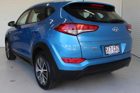 2015 Hyundai Tucson ACTIVE X FWD TL 4D  6SP AUTOMATIC Suv