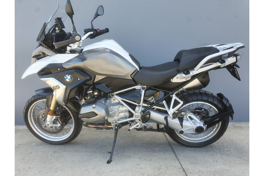 2017 BMW R 1200 GS Motorcycle