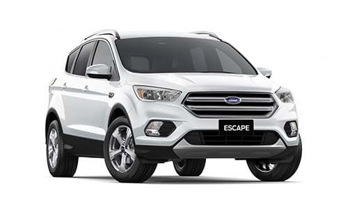 2018 MY18.75 Ford Escape ZG Trend AWD Wagon