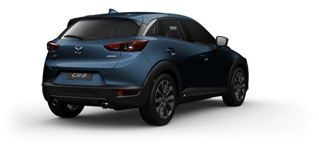 2021 MY0  Mazda CX-3 DK sTouring Suv Mobile Image 13