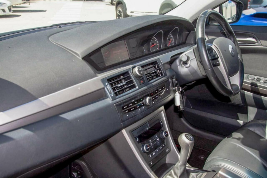 2013 MG MG6 IP2X GT Luxury Hatchback Image 8
