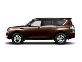 Nissan Patrol Ti Y62 Series 4