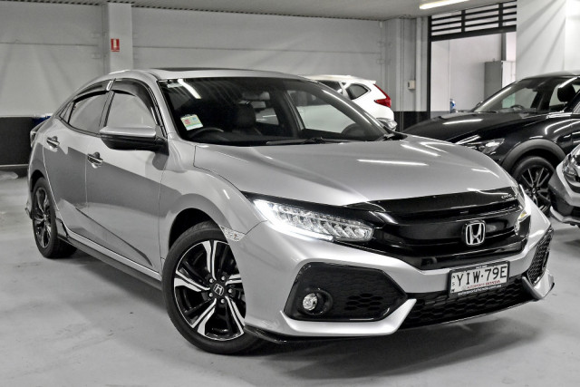 2018 Honda Civic Hatch 10th Gen RS Hatchback