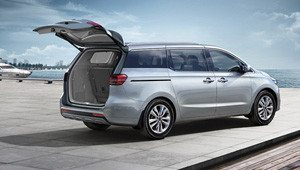 Carnival Hands-Free Smart Power Tailgate