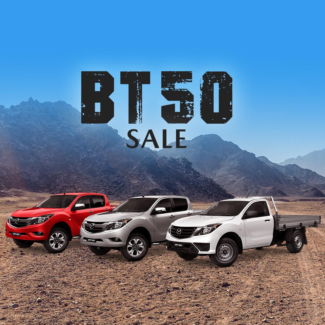 BT50 Sale